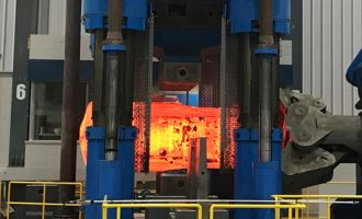 New Metal Forging Capabilities